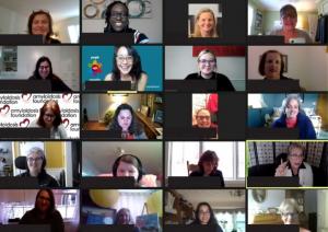 virtual meeting day: congressional representatives