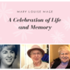 A Celebration of Life and Memory