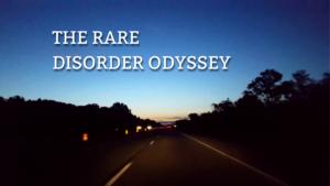 digital awareness rare disorder journey
